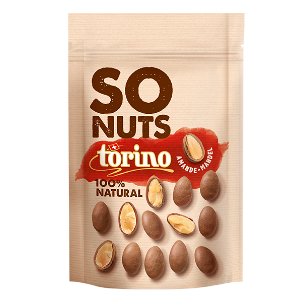 So Nuts Torino Lait 120g