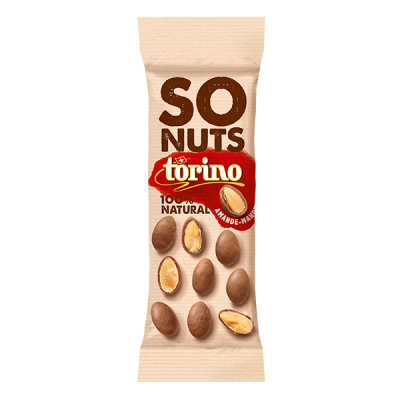 So Nuts Torino Lait 40g